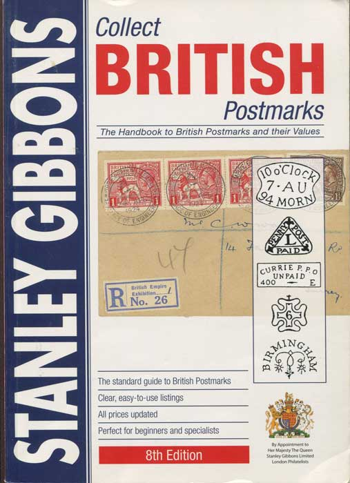 STANLEY GIBBONS Collect British Postmarks
