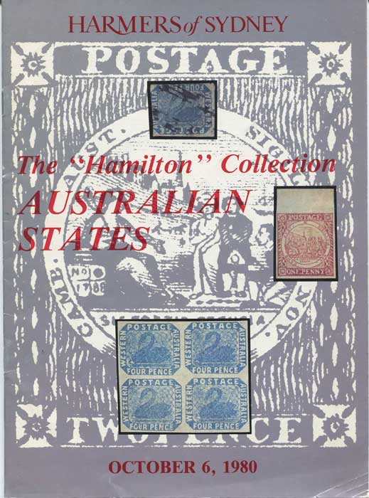 1980 (6 Oct) Hamilton collection of Australian States