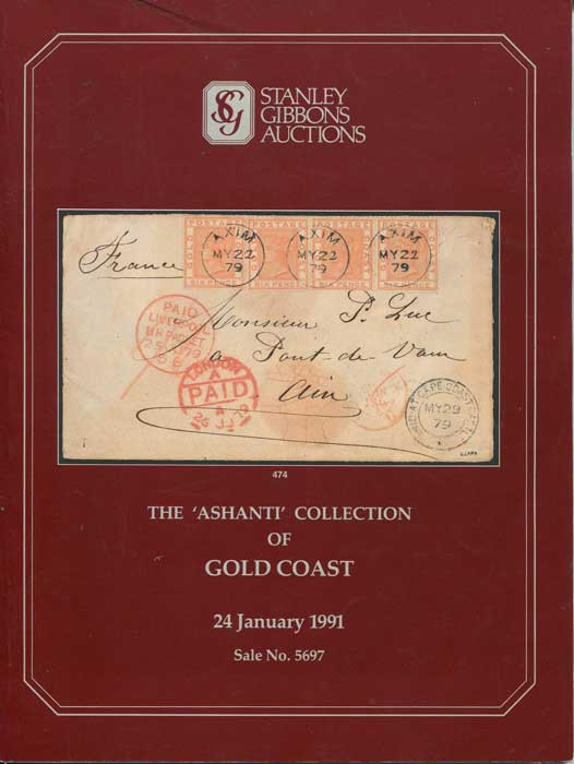 1991 (24 Jan) Ashanti collection of Gold Coast