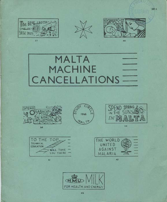 MALTA Machine Cancellations