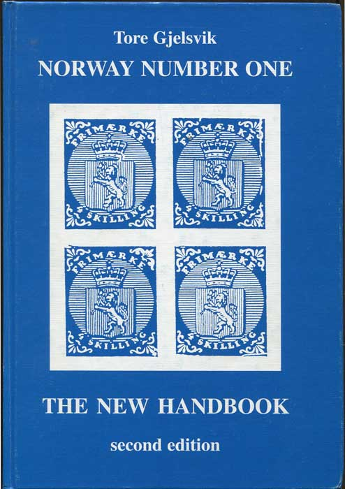 GJELSVIK Tore Norway Number One, The New Handbook.