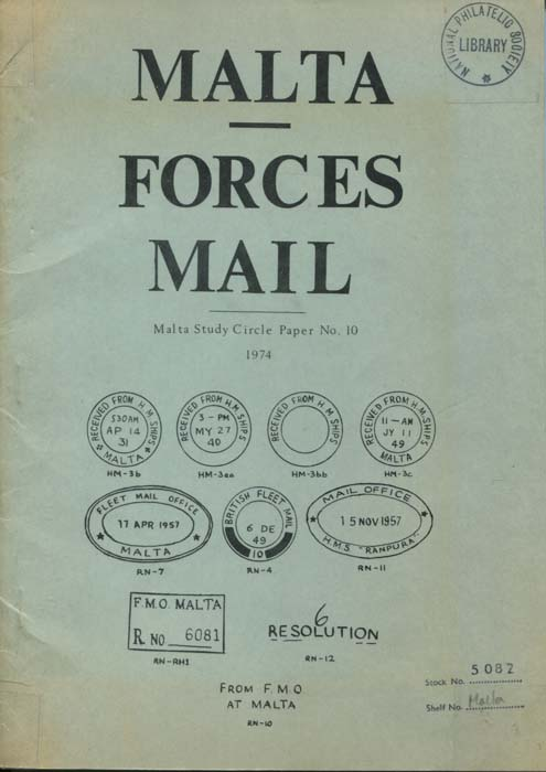 MALTA Forces Mail